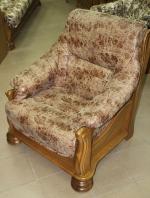 Кресло Цезарь дуб