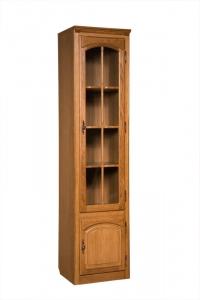 Шкаф с витриной БМ-1757