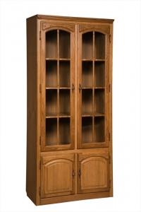 Шкаф с витриной БМ-1747-02