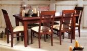 Стол обеденный ГМ 6061 (4 вкладыша)
