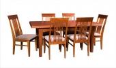 Стол обеденный ГМ 6063 (3 вкладыша)