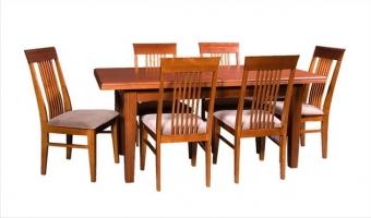 Стол обеденный ГМ 6063 -11 (2 вкладыша)
