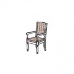 Кресло ММ-126-25