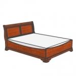 Кровать ММ-160-02/16Б