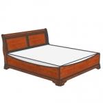 Кровать ММ-160-02/18Б