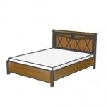 Кровать ММ-137-02/16Б