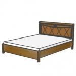 Кровать ММ-137-02/18Б