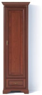 Шкаф правый с полками NREG-1dP