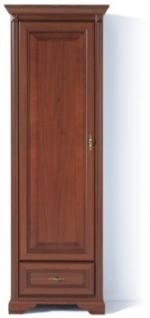 Шкаф левый платяной NSZF-1d1sL
