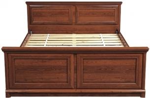 Кровать (без матраца) ELOZ-140