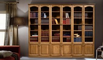 Шкафы для книг ГМ 2311,-01,-02