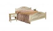 """Двуспальная кровать """"Фиерта 4"""" (1600)"""